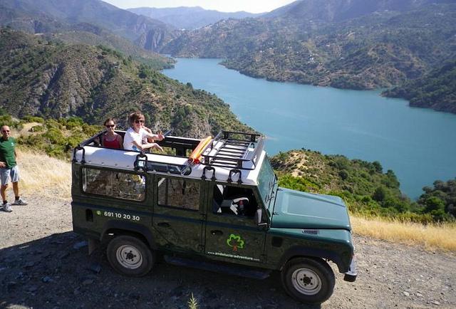 Andalucía Adventure - Ecotour 4x4