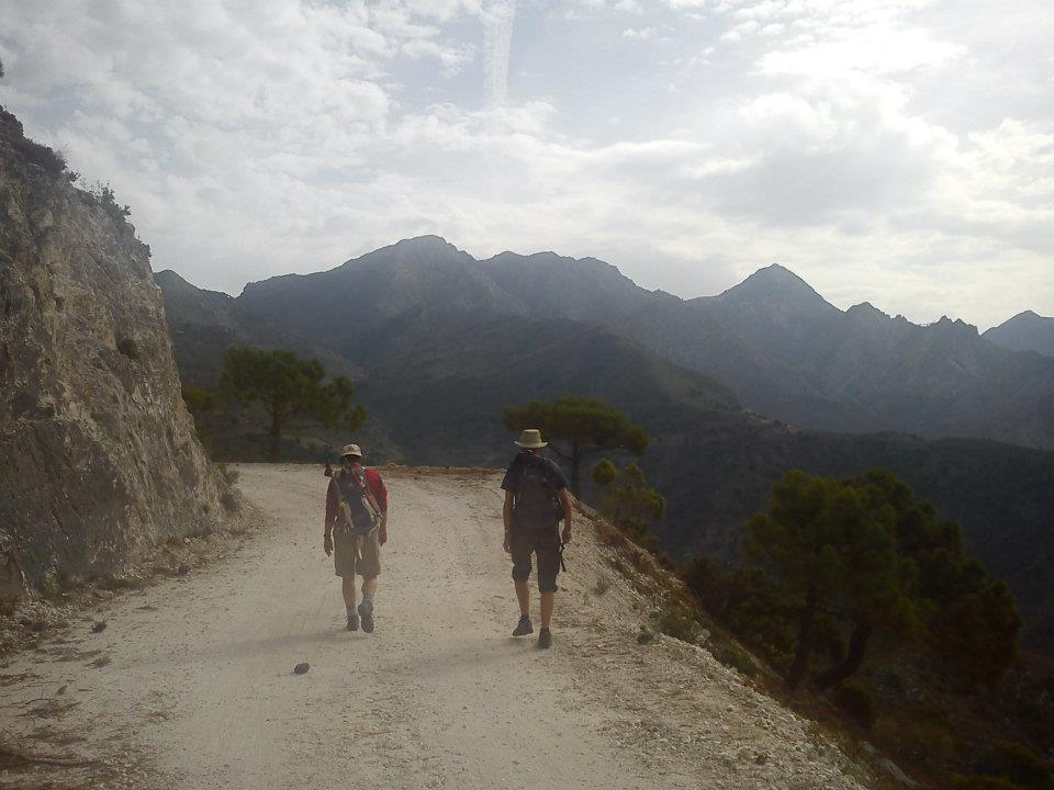 Mountains Activities Nerja