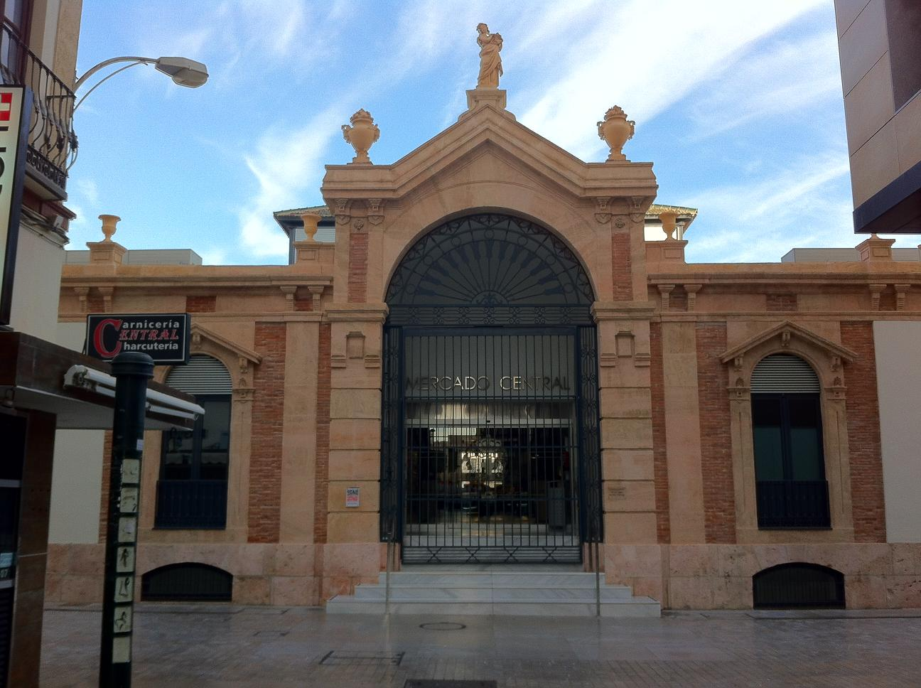 Mercado Central de Almería