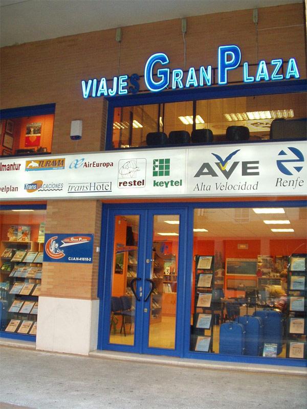 Viajes Gran Plaza Sevilla