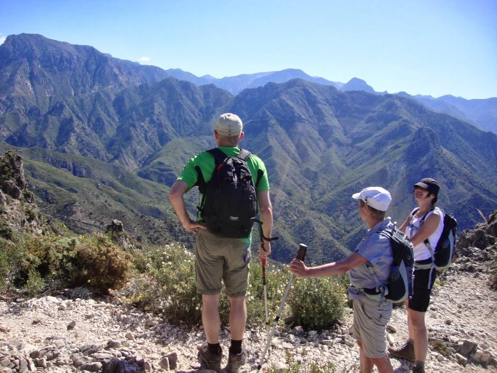 Trekking Nerja Almijara