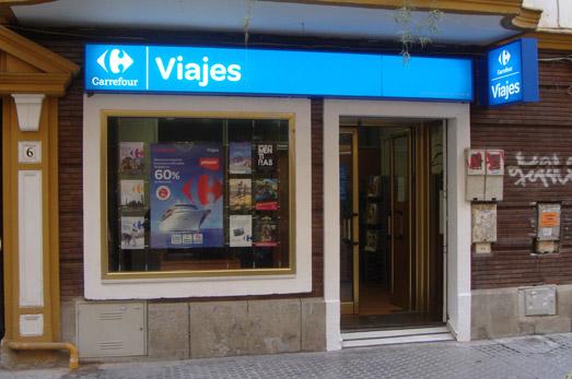Viajes Carrefour Sevilla