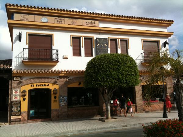 Establo El Castillo