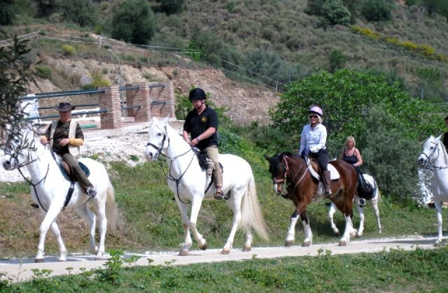 Andalucian Horseriding Adventure