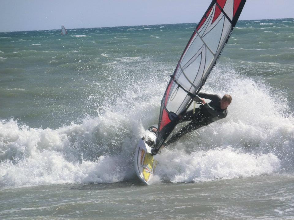 Escuela Windsurf Granada