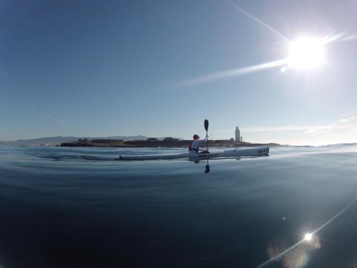 Surfski Center Tarifa - Boyan Zlatarev