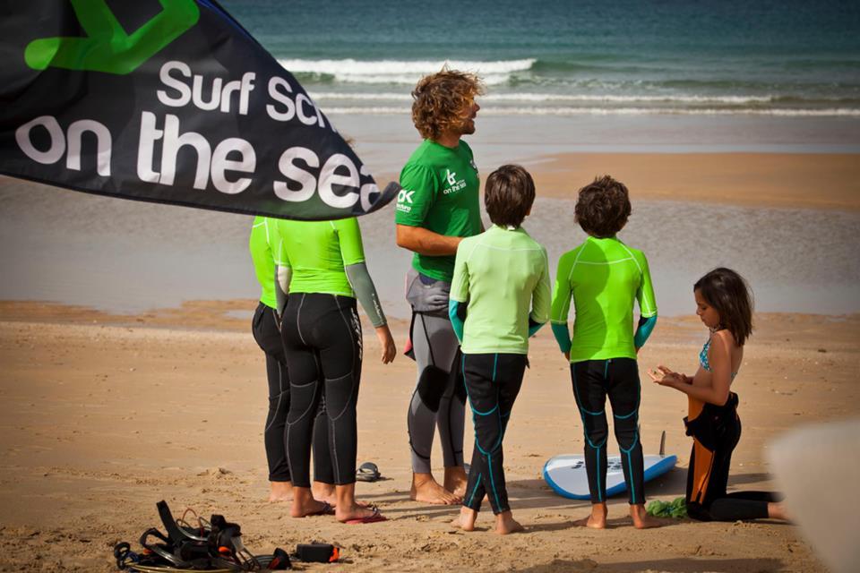 Escuela de Surf On the Sea