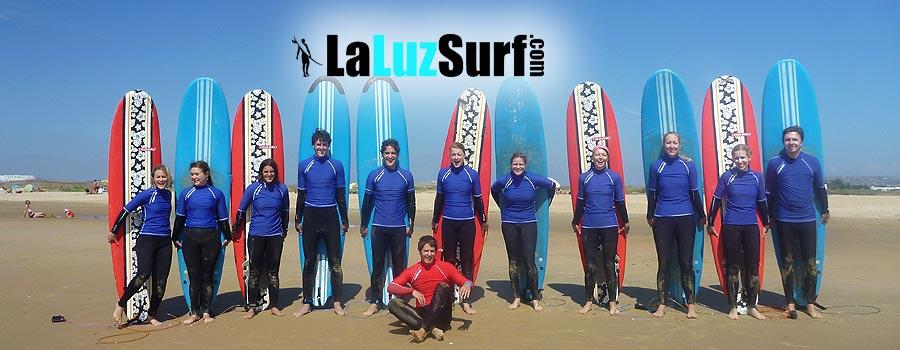 La Luz Surf