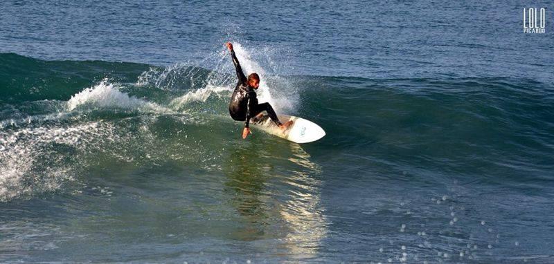 Escuela de Surf 9 Pies