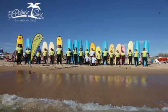 El Palmar Surf