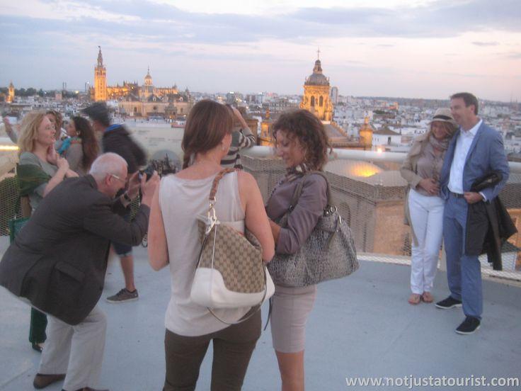 Not Just a Tourist