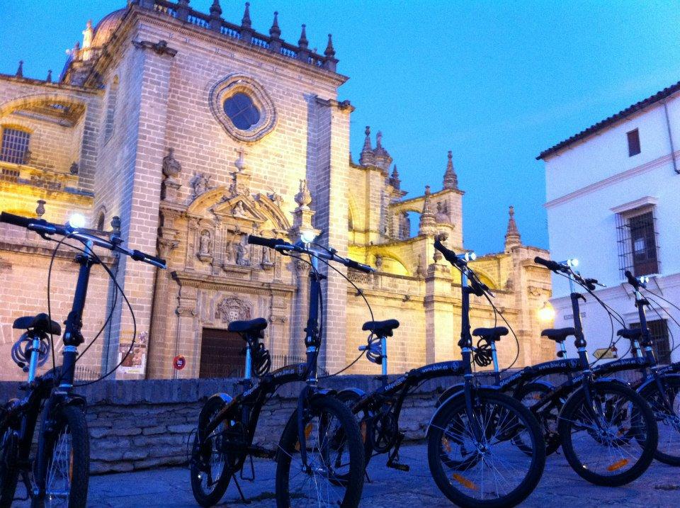 Bike and Wine