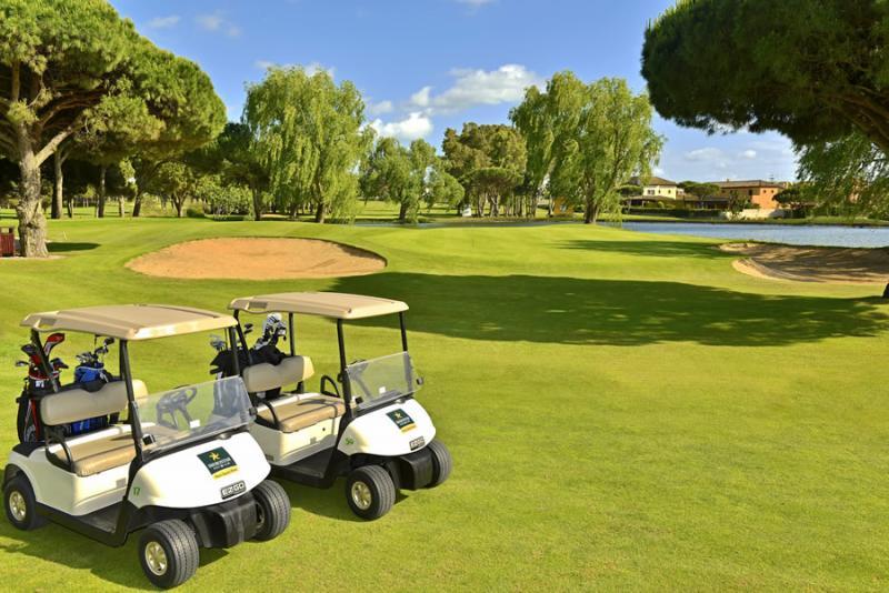 Club de Golf Novo Sancti Petri - Centro