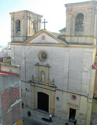 Basílica Santuario San Juan de Ávila