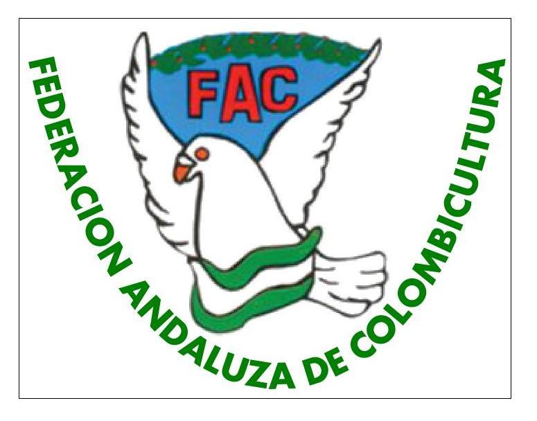 Federación Andaluza de Colombicultura