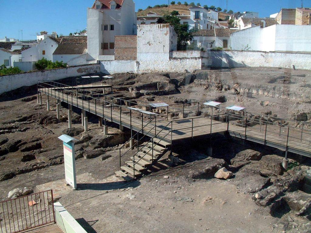 Centro Temático de las Termas Romanas de Alameda