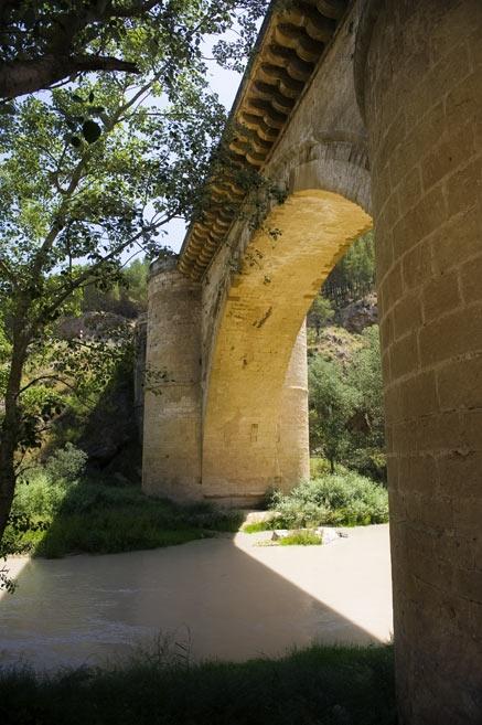 Puente Renacentista sobre el río Genil