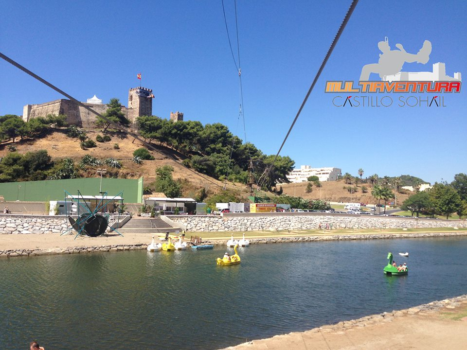 Parque Multiaventura Castillo Sohail