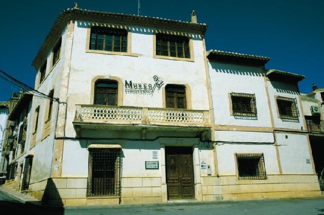 Museo arqueológico-etnográfico
