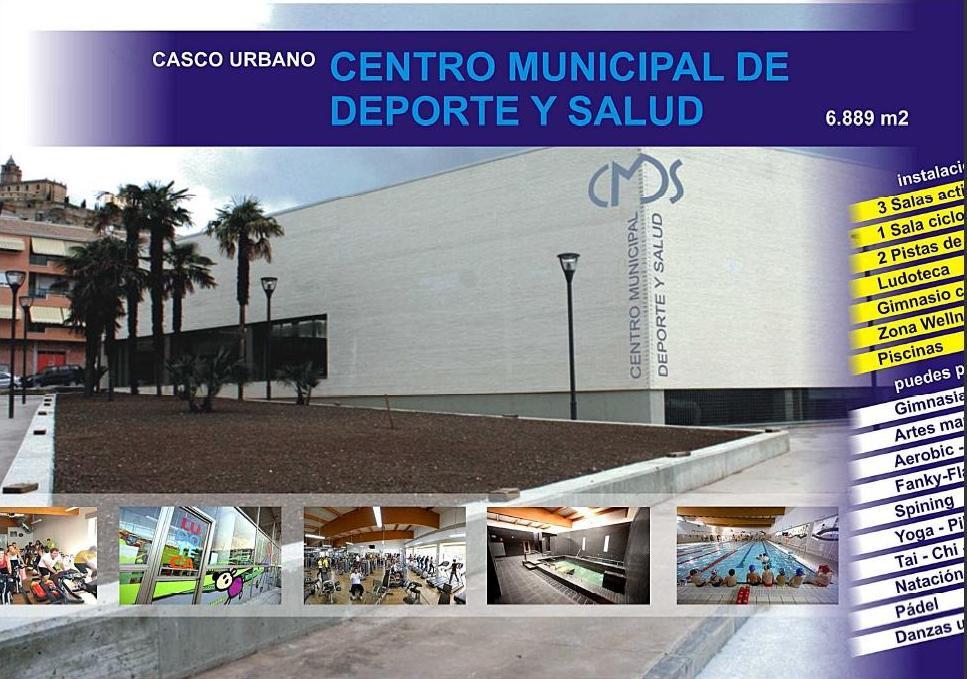 Centro Municipal de Salud y Deporte de Alcalá la Real