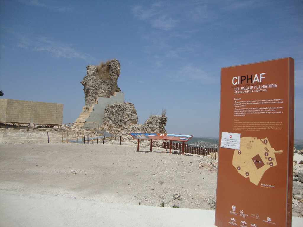 Centro de Interpretación del Paisaje y La Historia de Aguilar de la Frontera (CIPHAF)
