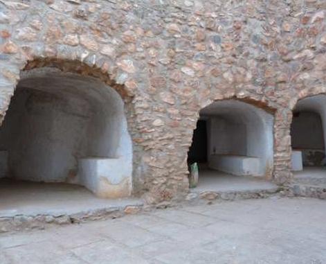 Cuevas de José María El Tempranillo