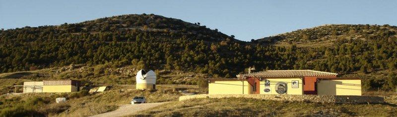 Observatorio Astronómico de La Sagra