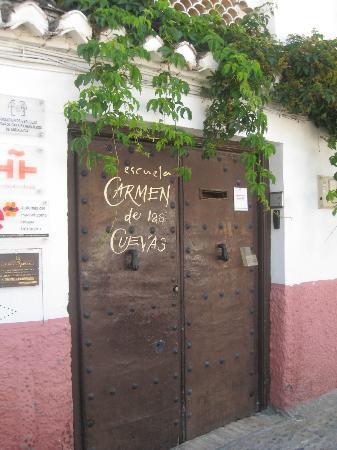 Carmen de las Cuevas