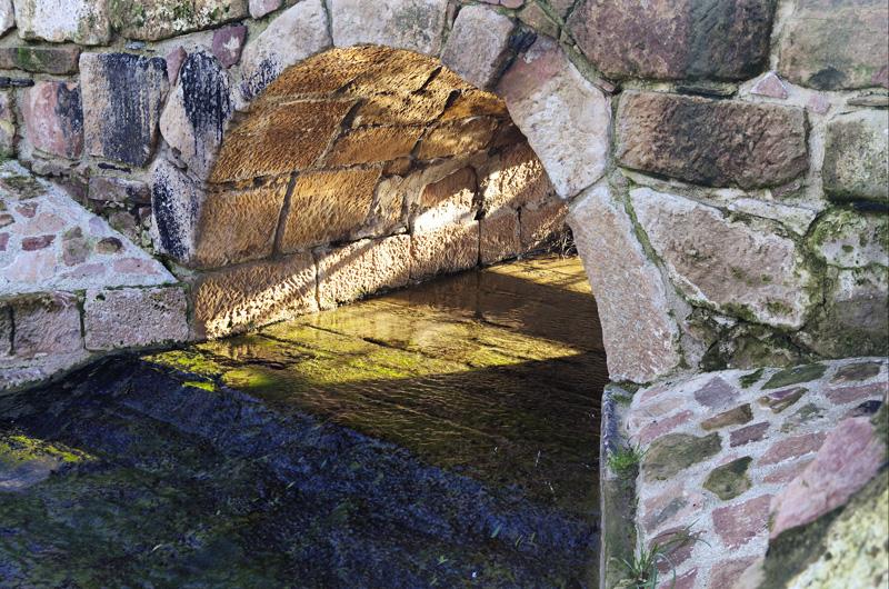 Camino Romano de los Charcones