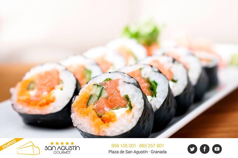 Ocean Food Ostrería y Sushibar