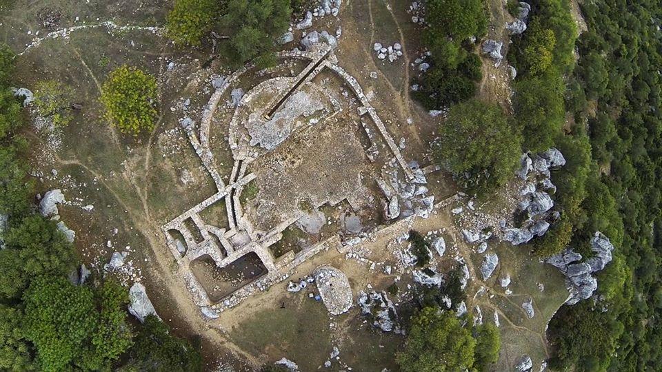 Ciudad Romana de Ocuri