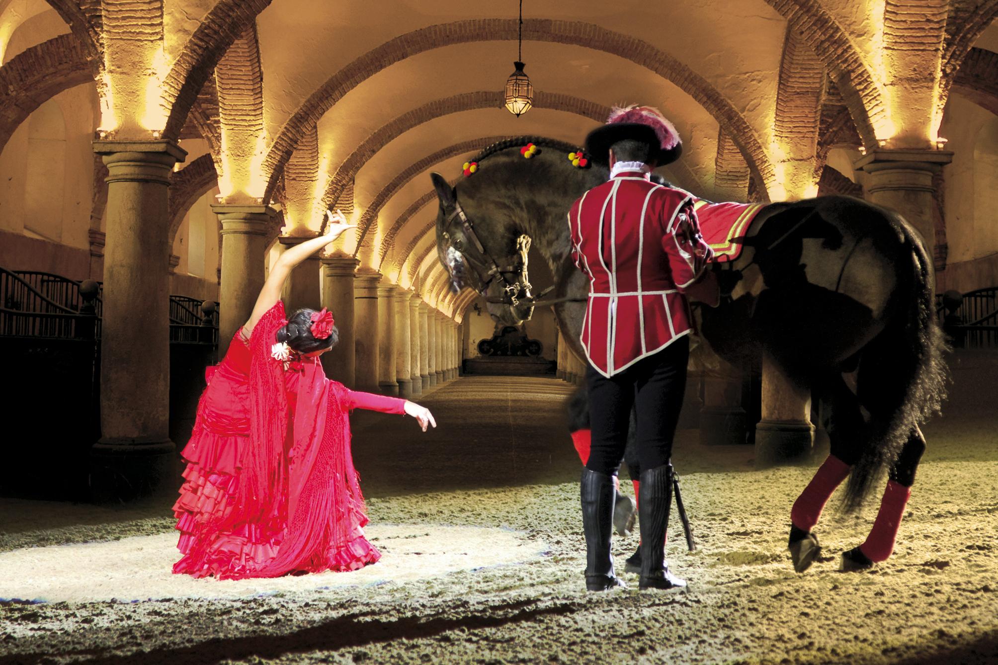 Córdoba Ecuestre - Caballerizas Reales de Córdoba