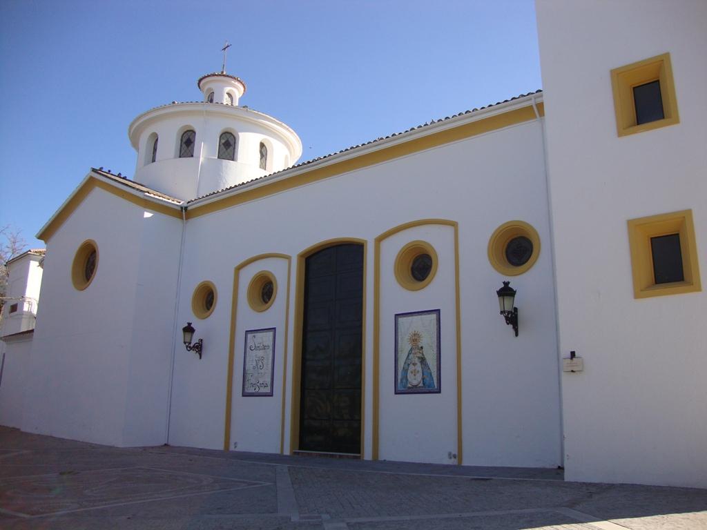 Ermita Santuario de la Virgen de la Fuensanta