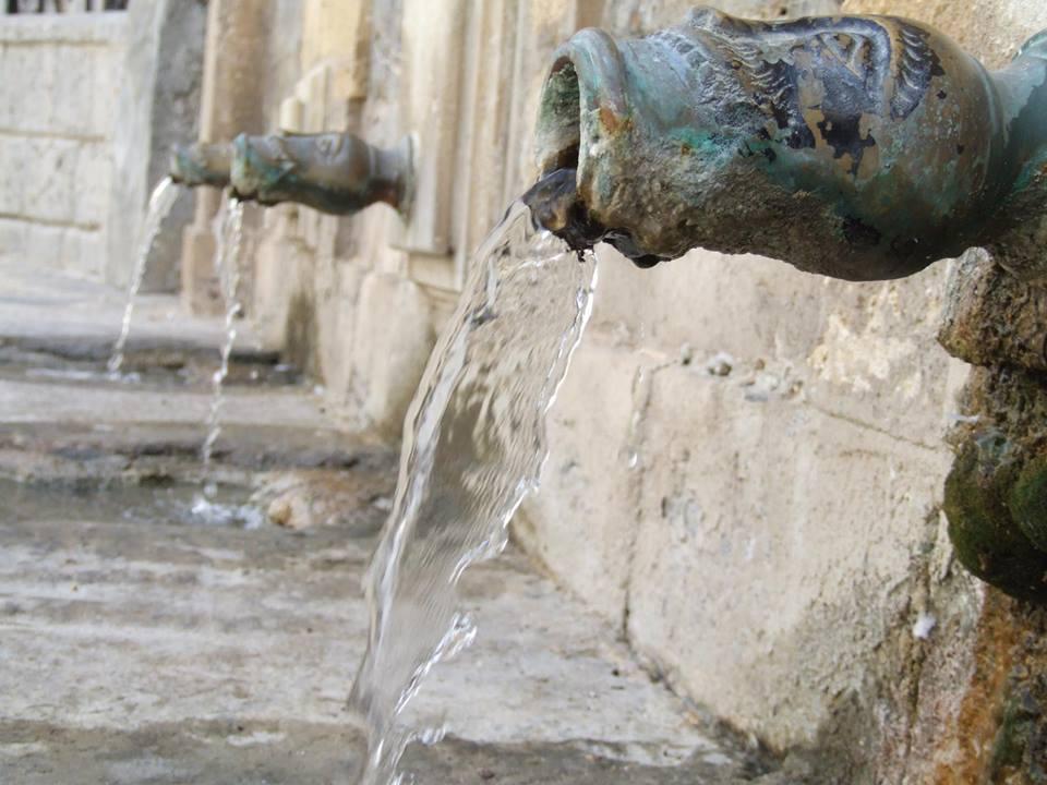 Fuente de la Villa de Alcaudete