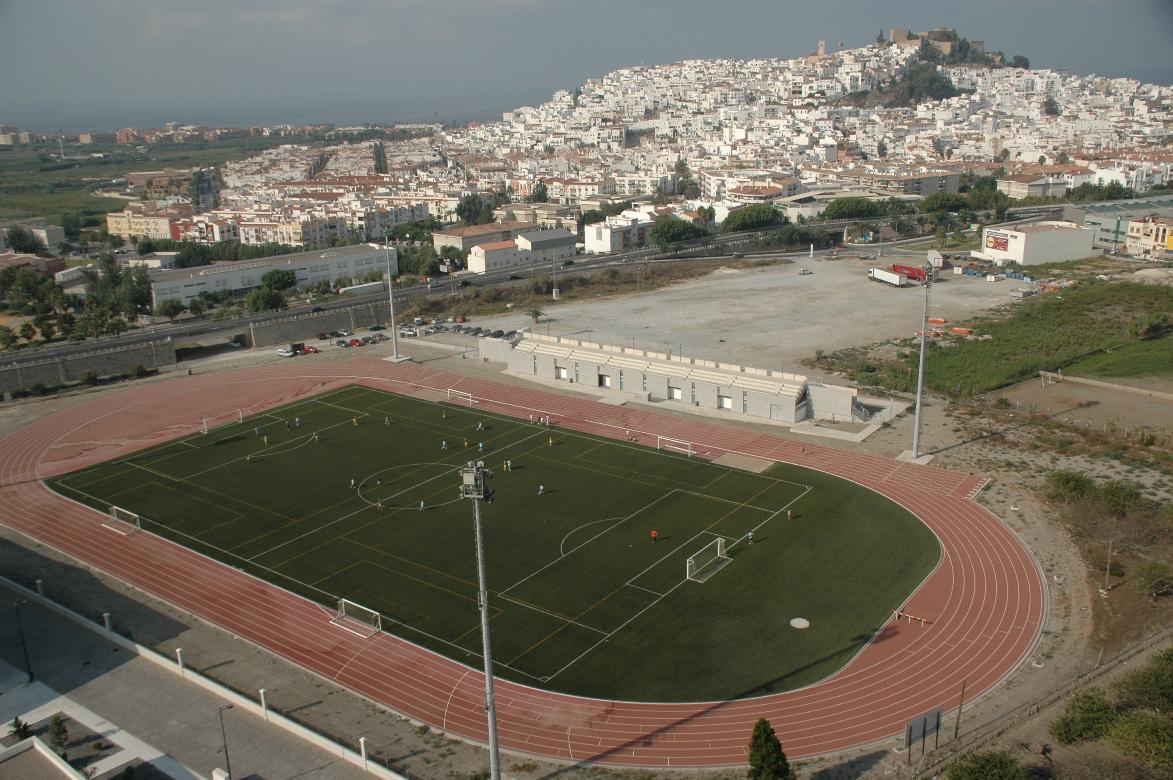 Complejo Deportivo Julio Martín Pérez de Salobreña