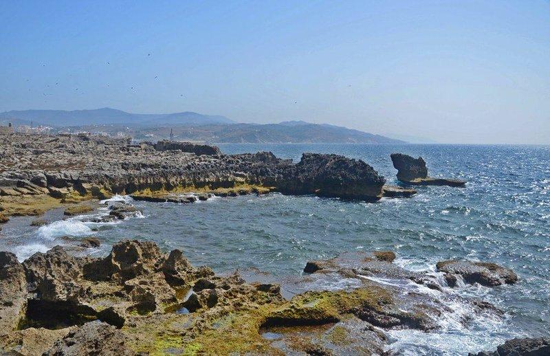 IE-028 Costa de Trafalgar: Guadalmesí - Tarifa