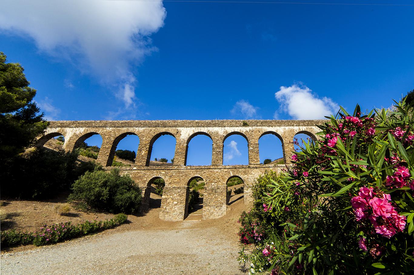 Acueducto y Termas Romanas de Almuñécar