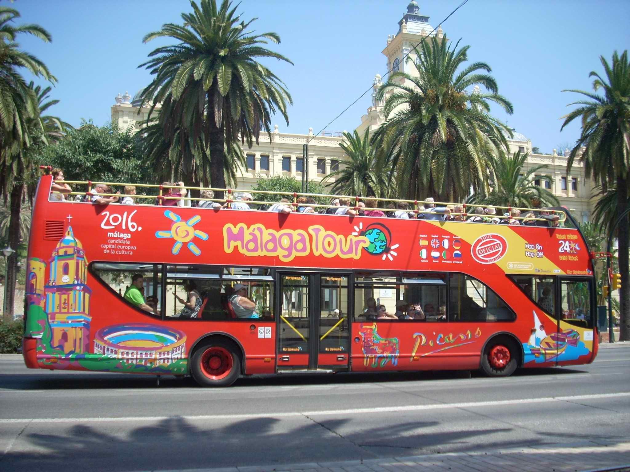 City Sightseeing Málaga