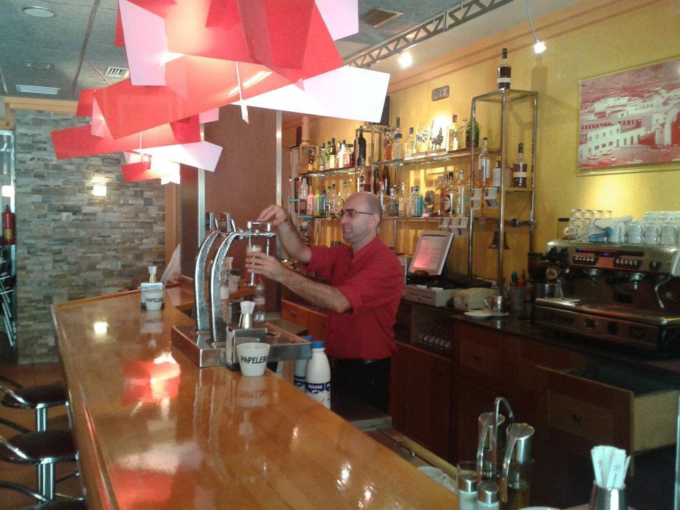 Café Bar Tertulia