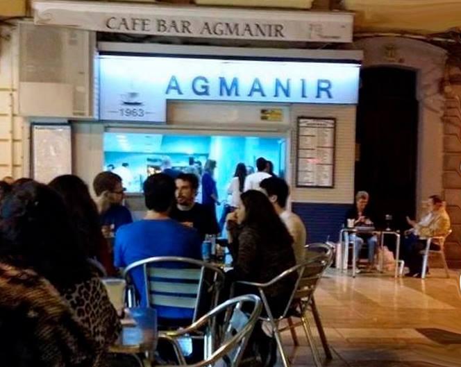 Agmanir