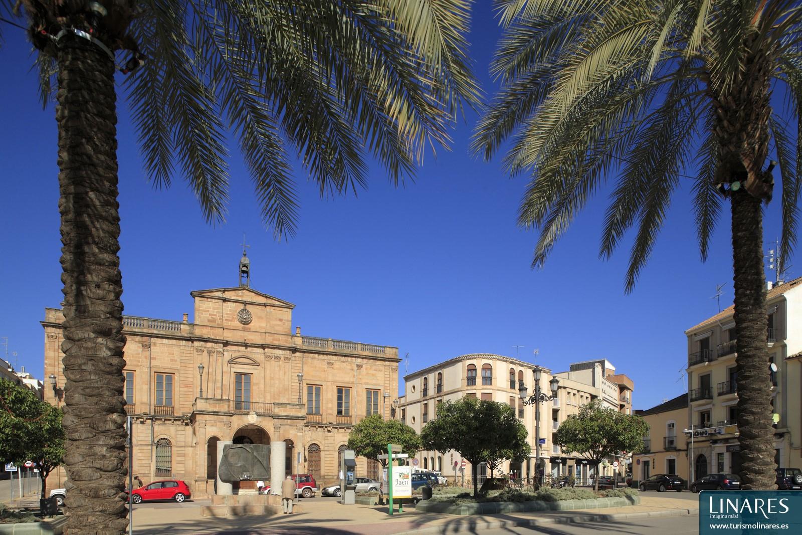 Casa Consistorial de Linares