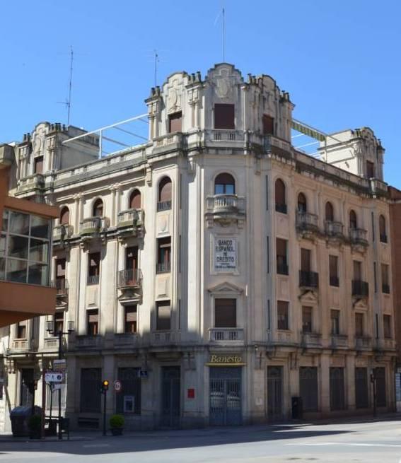 Sucursal del Banco Español de Crédito