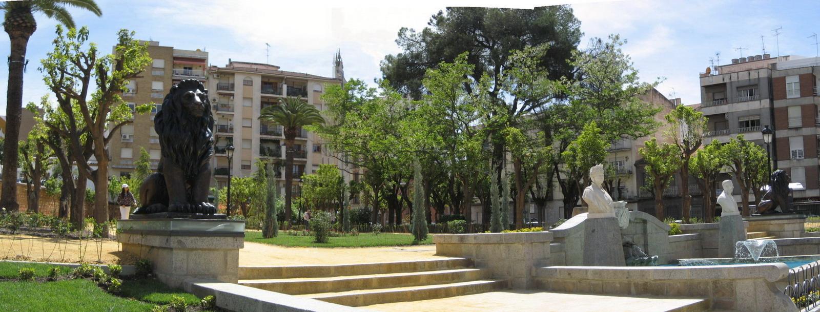 Jardines de Santa Margarita