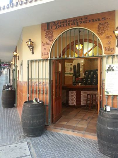 Bodegas Quitapenas - Taberna Villafuerte