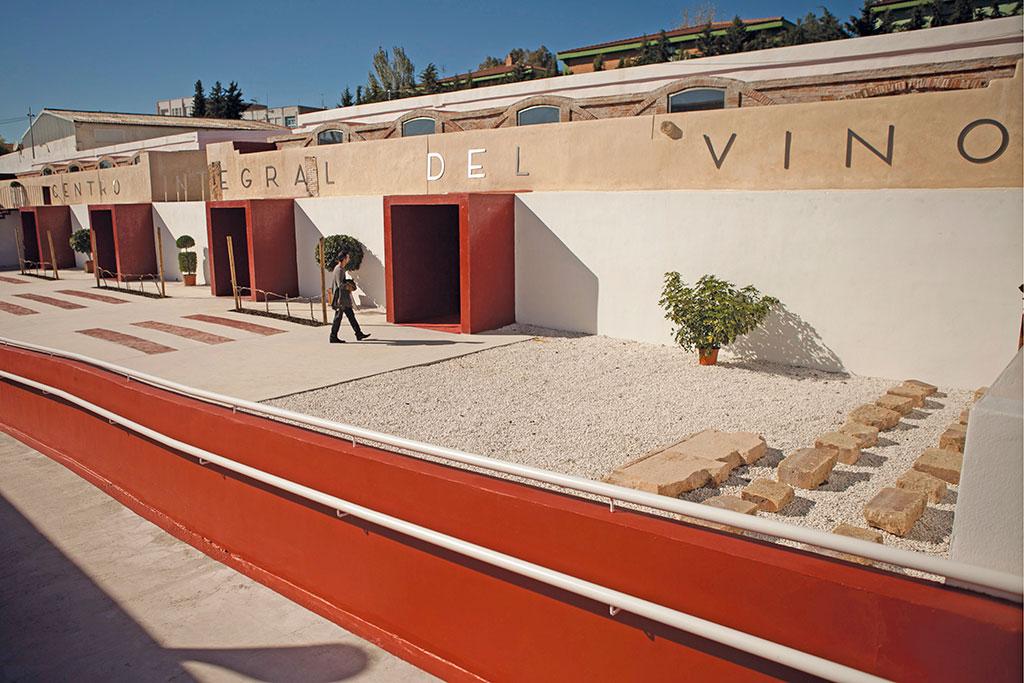 Centro Integral del Vino Serranía de Ronda