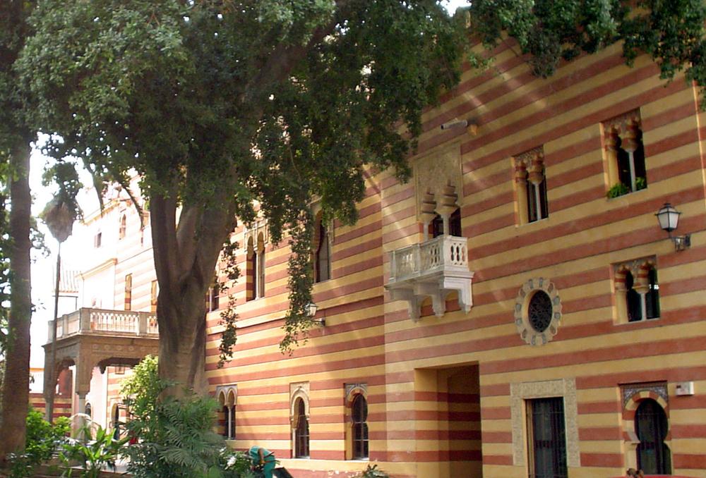 Palacio de Orleans-Borbón, Palacio Municipal