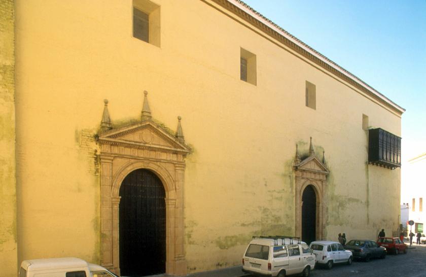 Iglesia del Convento de la Purísima Concepción