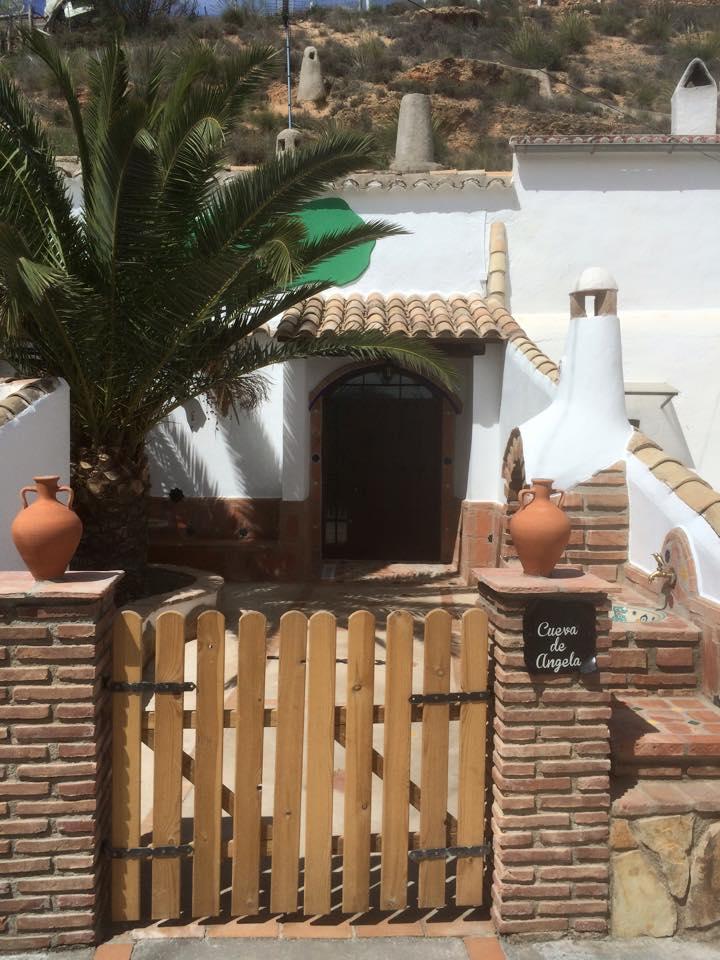 Casa Rural Casa Cueva Ángela