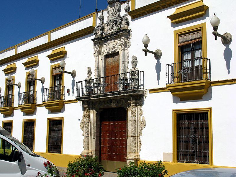Casa-Palacio de los Condes de Vistahermosa - Ayuntamiento de Utrera