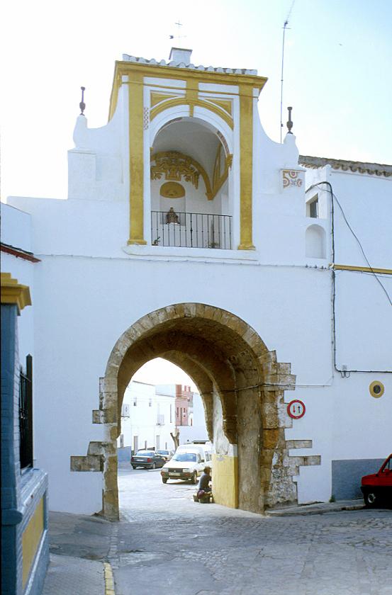 Arco de la Villa de Utrera